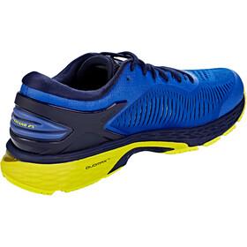 asics Gel-Kayano 25 Shoes Herren asics blue/lemon spark